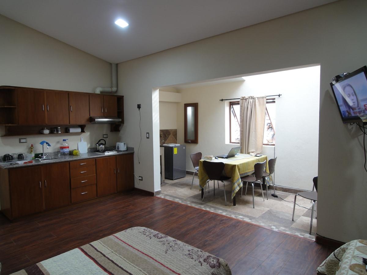 Suite in the Center of Cuenca 4