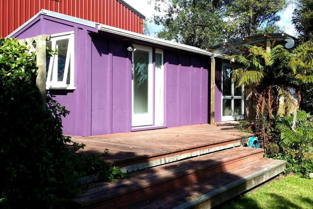 Cabin between two lakes - Rotorua - Cabaña