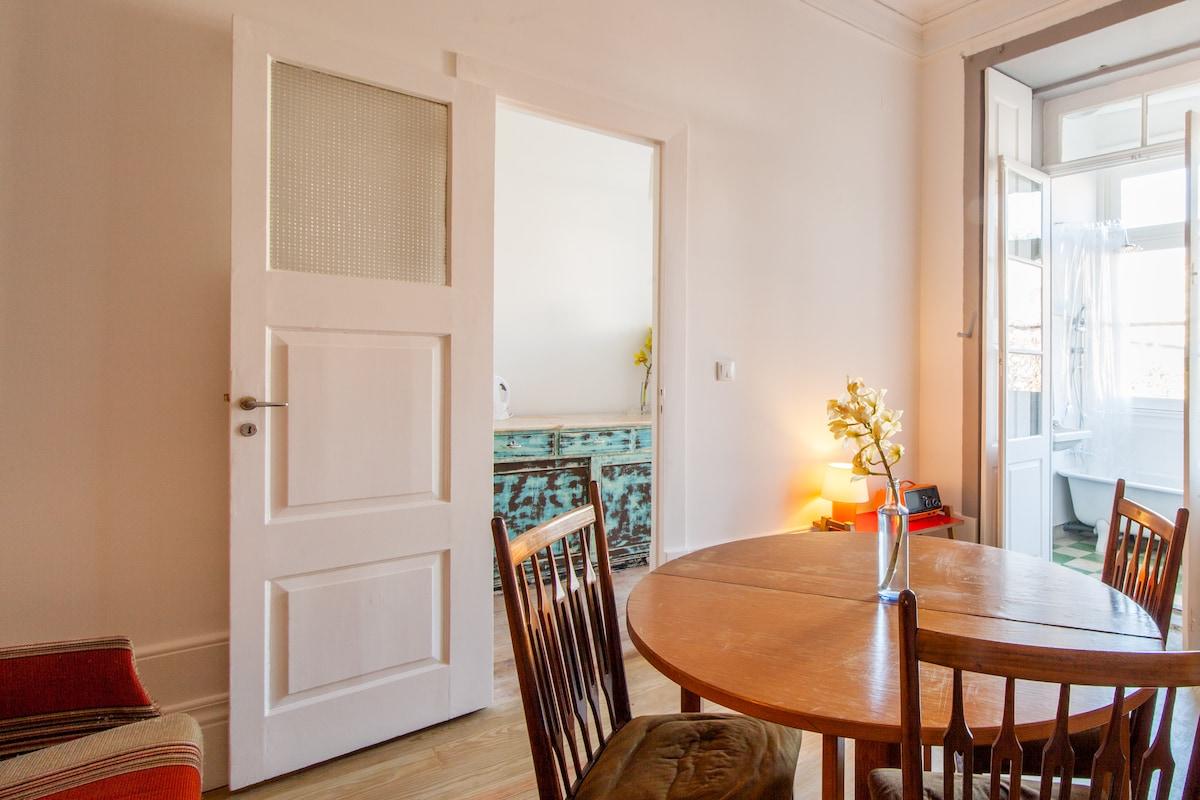 Noemia's House - Cozy & Cool flat