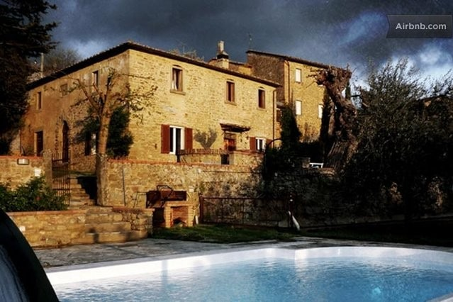 the dream on the heart of tuscany