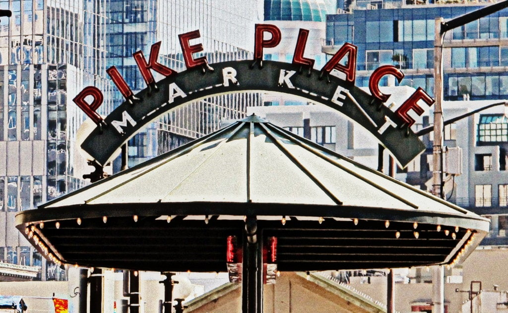 Pike Place Market, Parking, View S3