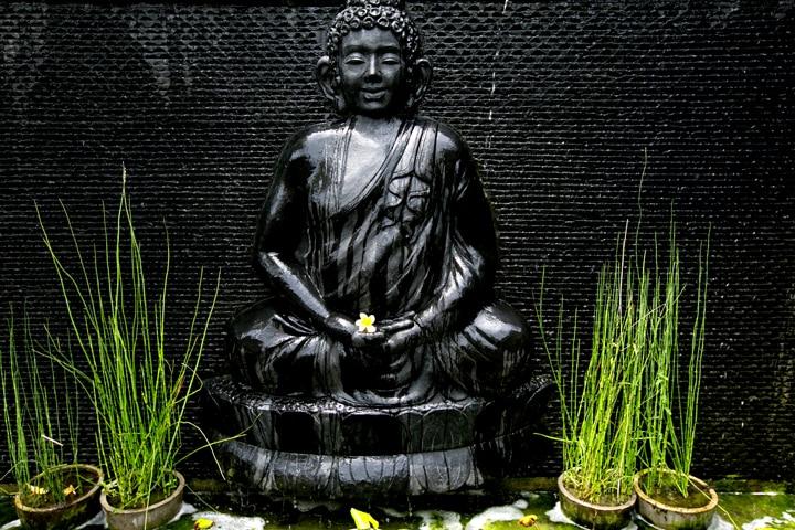 BUDHA FONTAIN