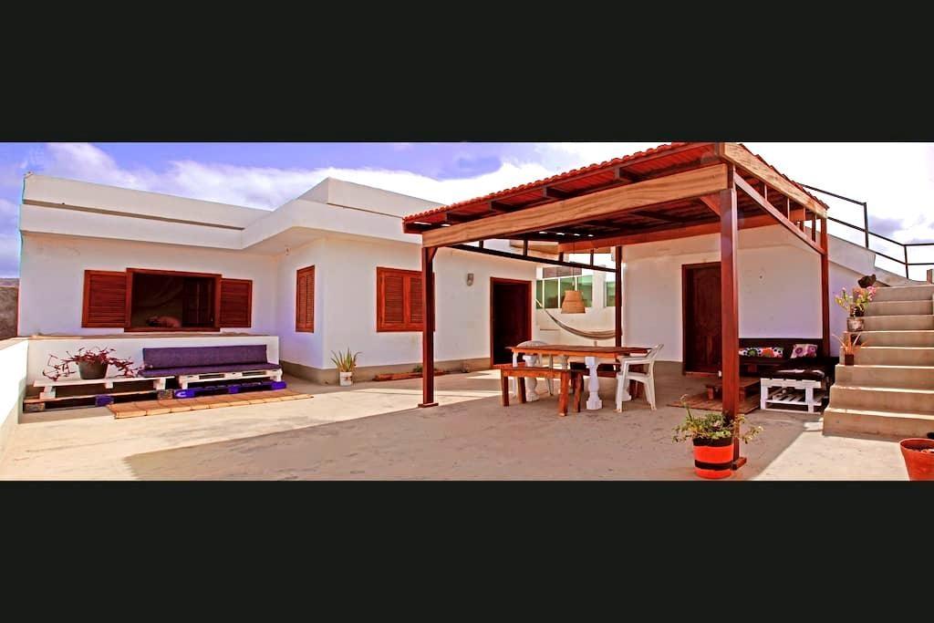 Self-catering Apartment w/ Terrace - Tarrafal