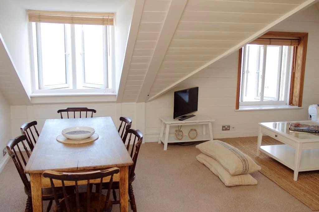 Sea Brae. A beautiful seaside apartment. - Ventnor - Lägenhet