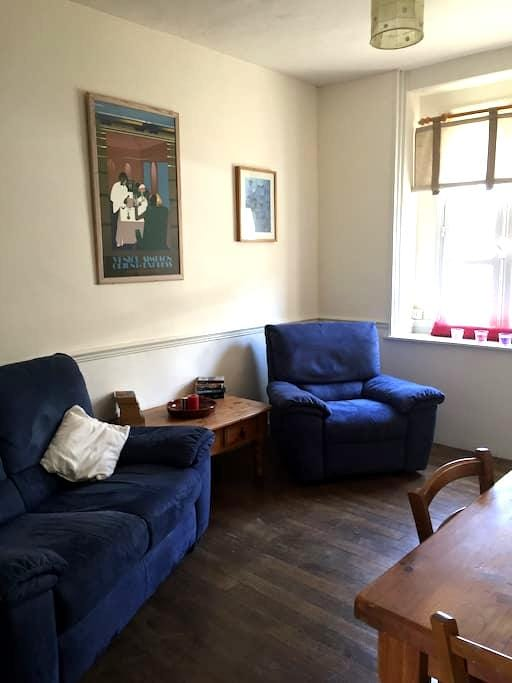 Self catering double bed apartment - Pré-en-Pail - Huoneisto