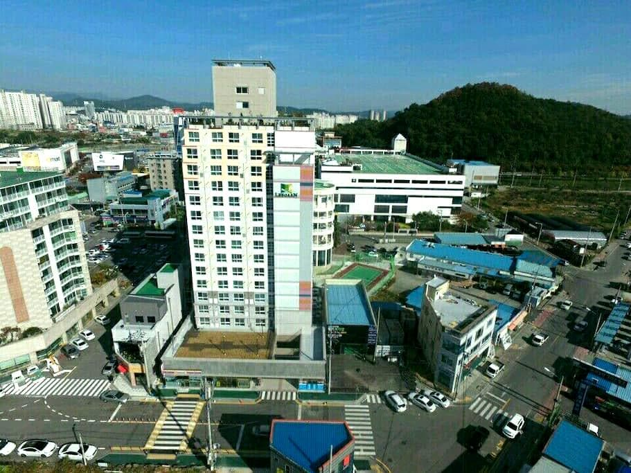 ★순천만국가정원, 순천만습지로 당신을 초대합니다★ - Pungdeok-dong, Suncheon-si - Lägenhet