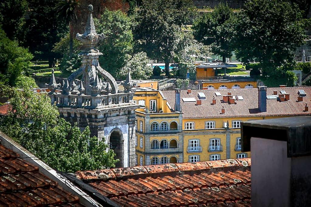 Conforto no centro histórico - Amarante - Apartamento
