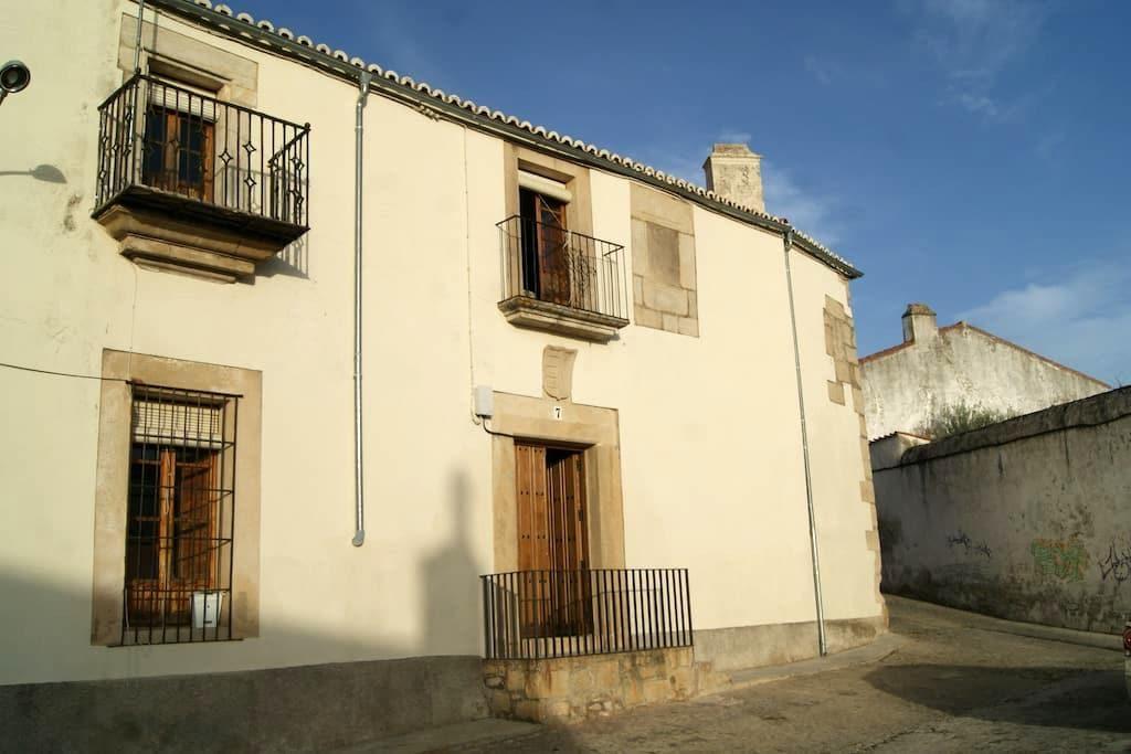 Casa con encanto en centro histórico Trujillo - Trujillo