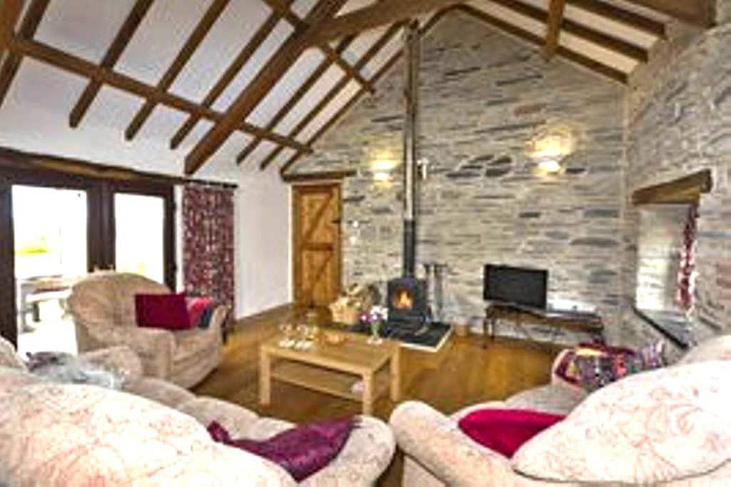 Golygfa Preseli holiday cottage - Llanboidy - Andere