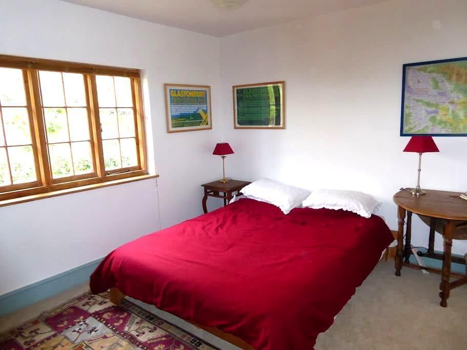 Private room in Glastonbury - Glastonbury - Haus