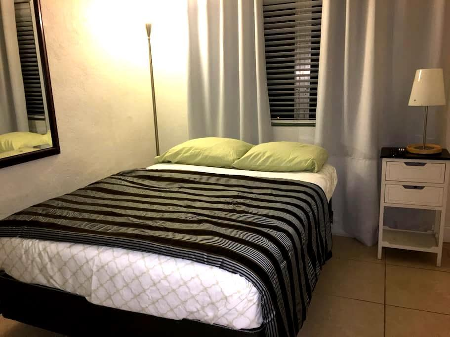 Cozy room in great location - Miami - Huis