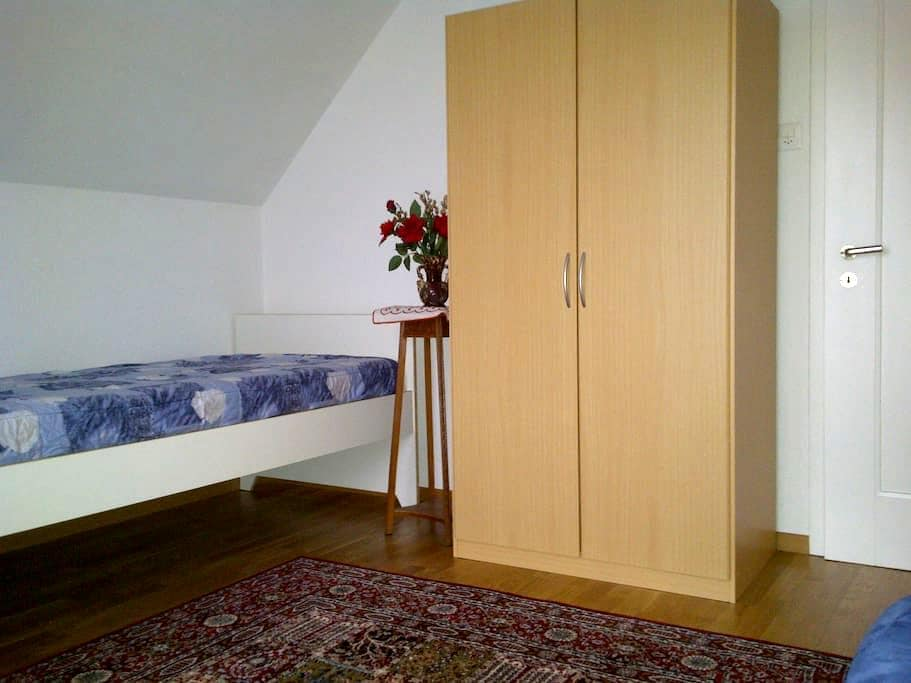 Feel Well&Relax In Your BR in BERNE - Berne - Leilighet