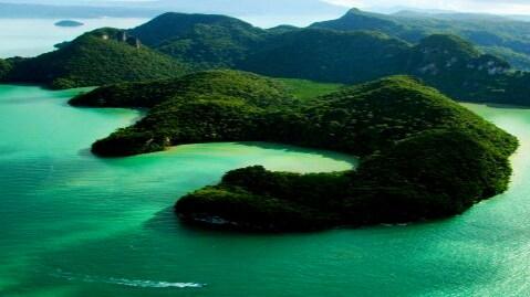 Langkawi archipelago