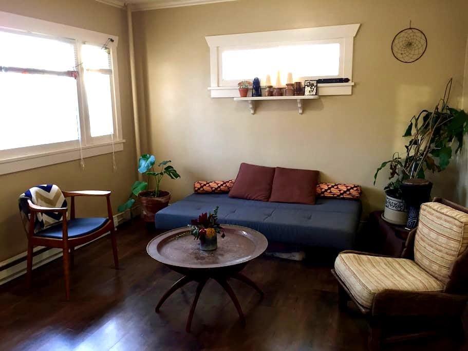 Nomad Oasis in SLC | One bedroom apt - Salt Lake City - Apartment