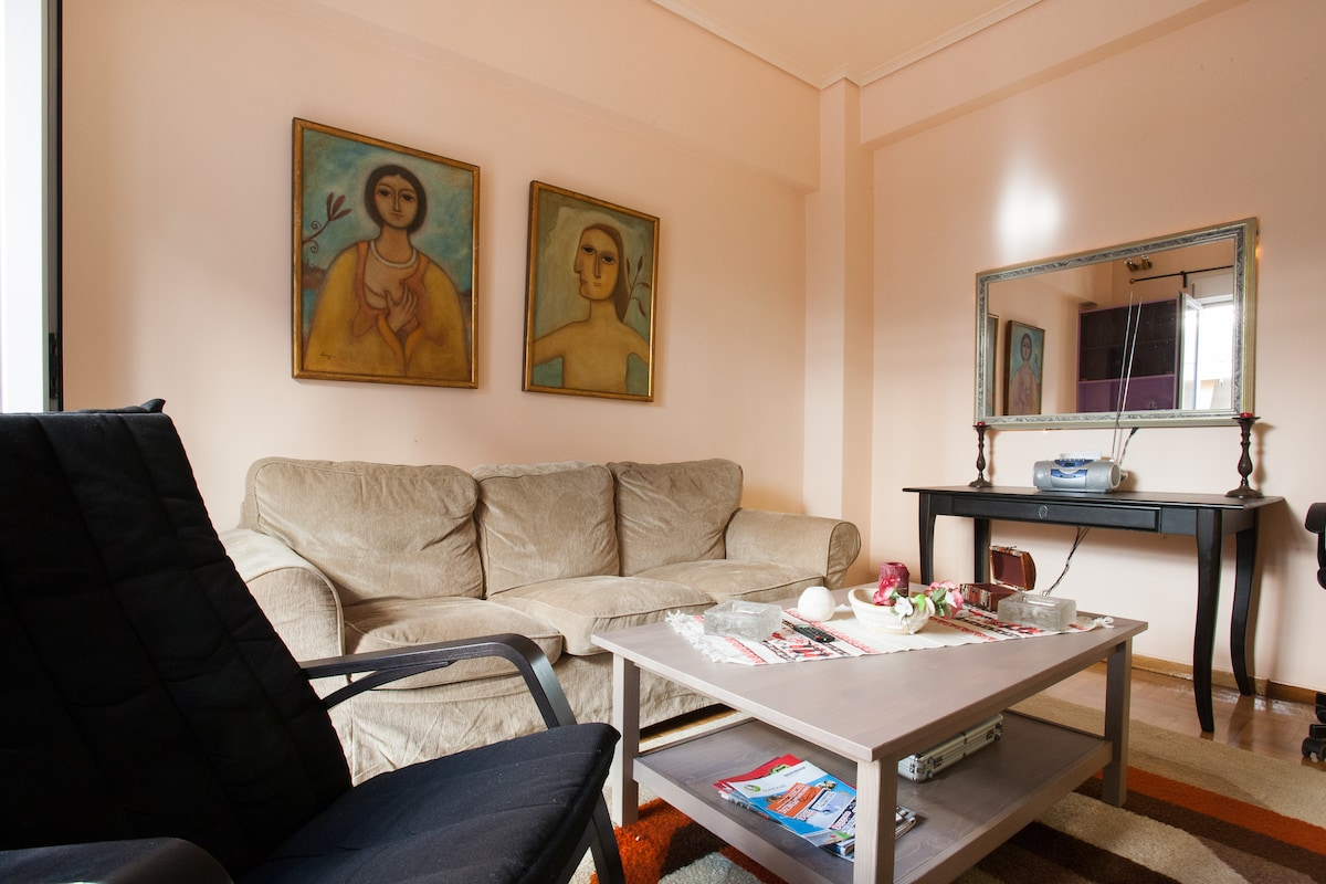 comfortable accommodation for you