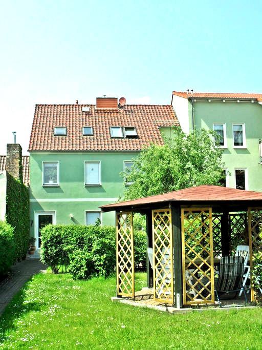 """Ferienwohnung """"Am Ueckerpark"""" - Ueckermünde"""