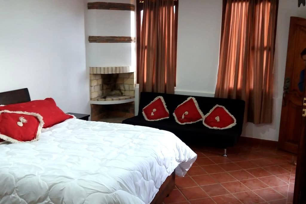 Comfortable stay in the Villa - Villa de Leyva - Cabaña en la naturaleza