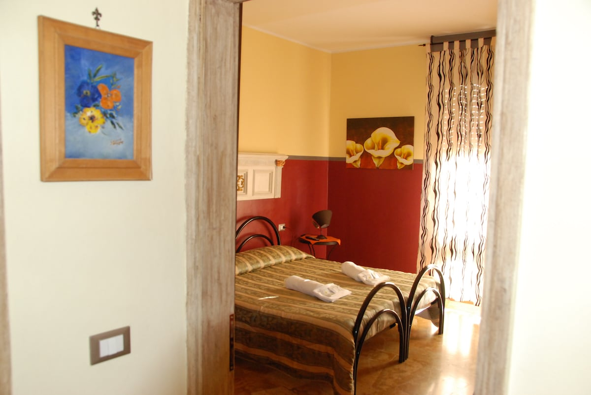 B&B FORTEZZA FIORENTINA TRIPLE ROOM - Bed and breakfasts for Rent in ...