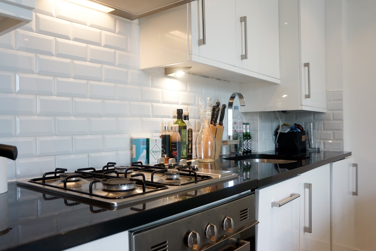 Modern 1bed flat in a trendy area