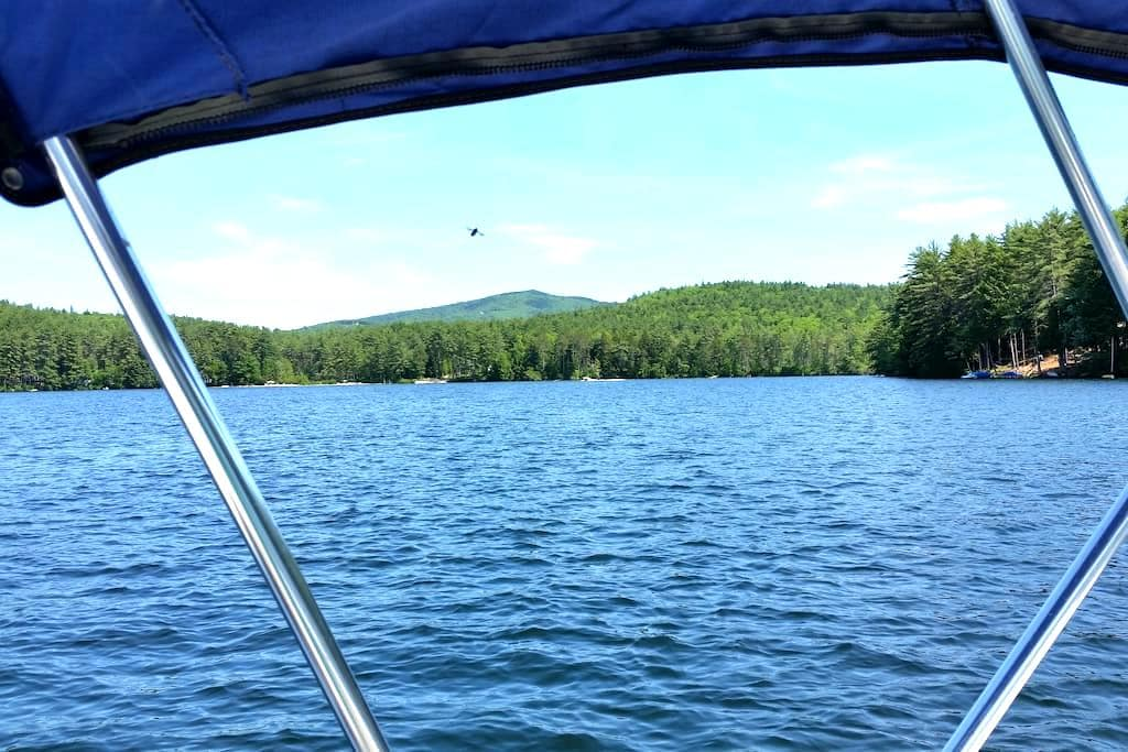 Spruce Camp at Grey Shingles Camps - Wolfeboro