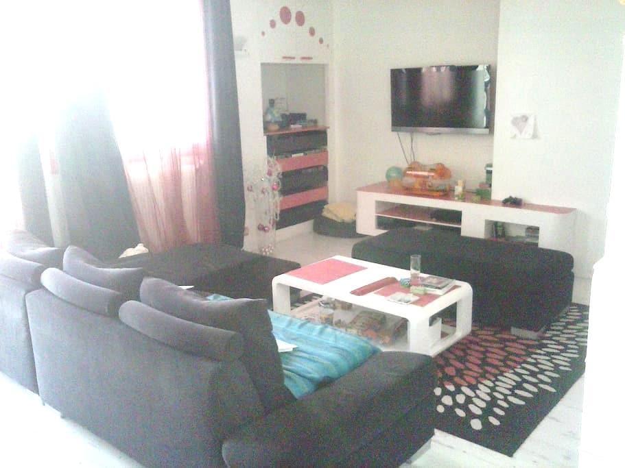 Bed and Breakfast dans appartement de 100M² - Brest - Appartement