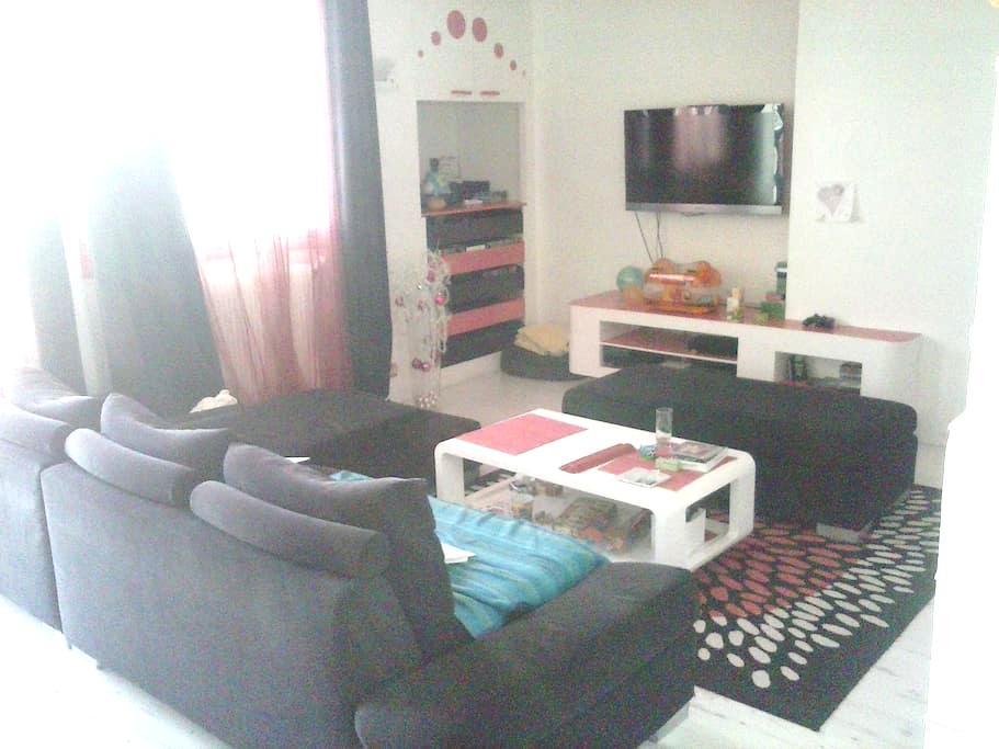 Bed and Breakfast dans appartement de 100M² - Brest - Byt