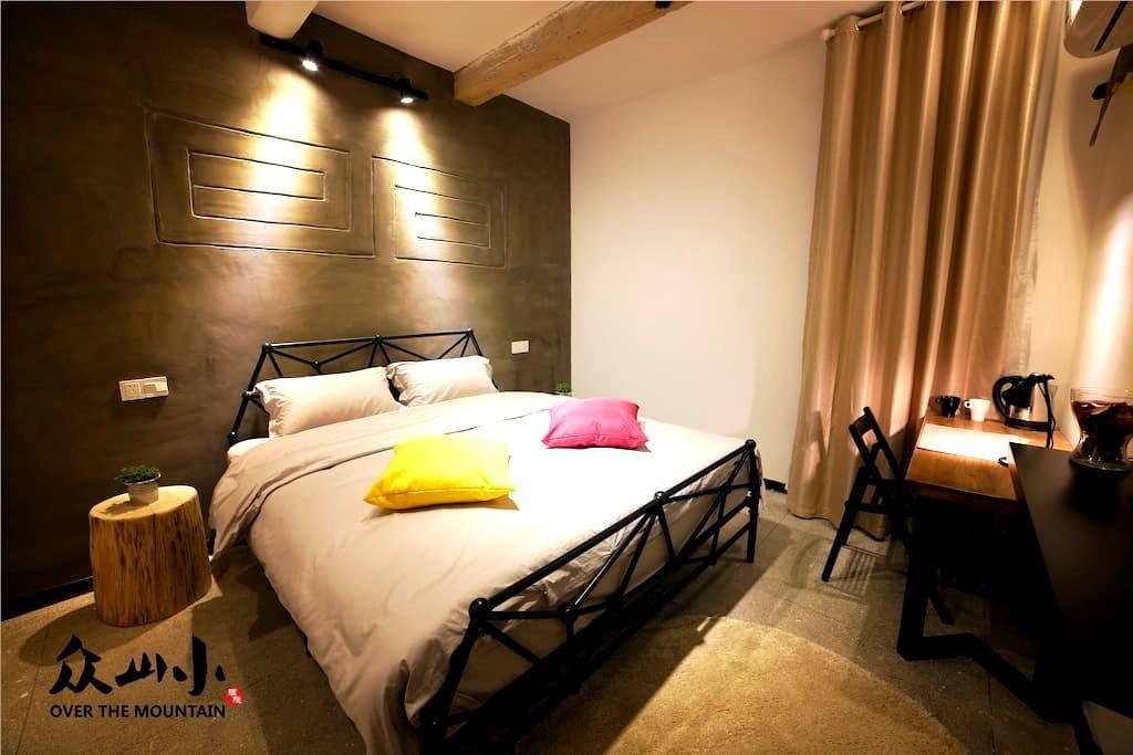 泉州众山小国际青年旅舍LOFT风格大床房 - Quanzhou - Autre