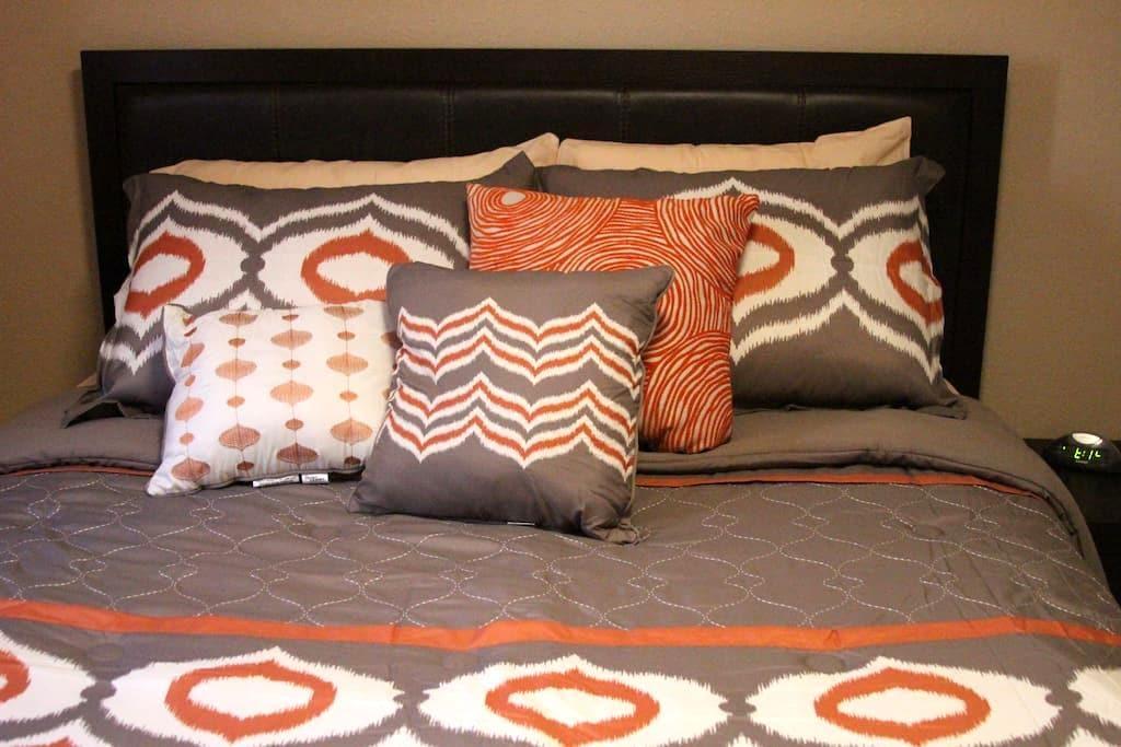 Cozy 2 Bedroom Apt Mins From The Stadium. - Sugar Creek - Byt
