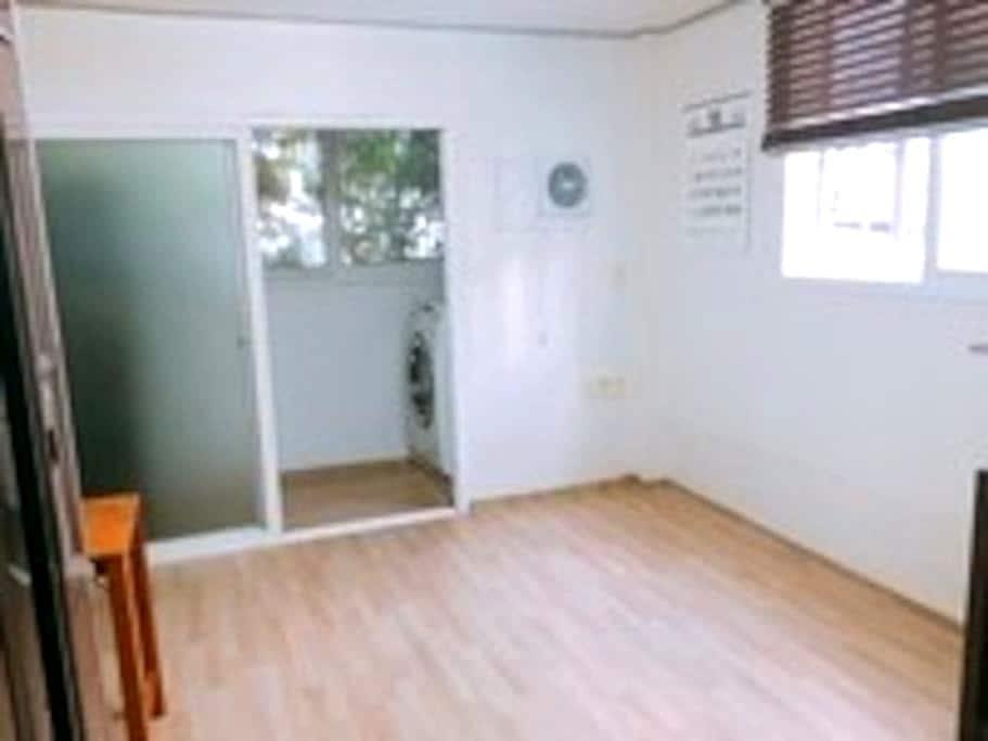 Comfortable_ White Room - Yongin-si - Leilighet