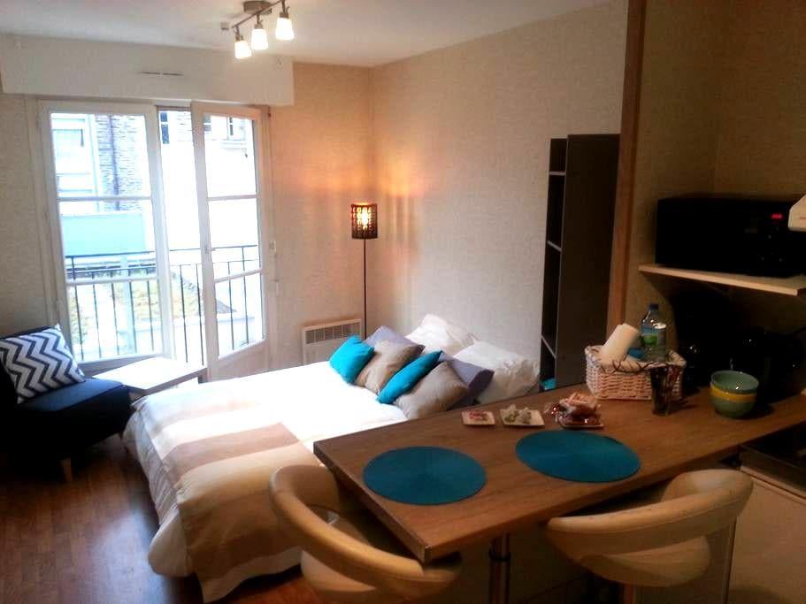 Studio Centre Ville - Rennes - Apartmen