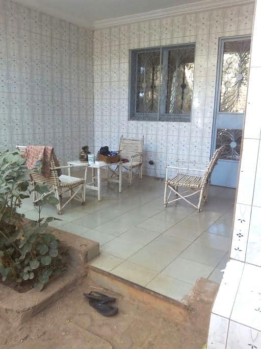Mini villa - Ouagadougou - Casa