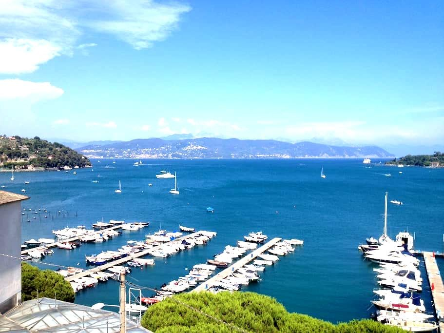 Wonderful seeview in Portovenere 50 m from the see - Portovenere - Apartament