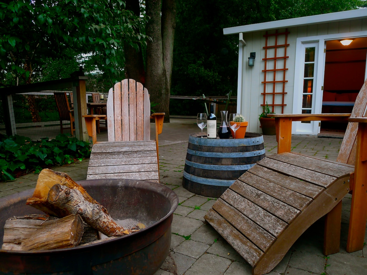 Our cottage offers the perfect place for relaxation.