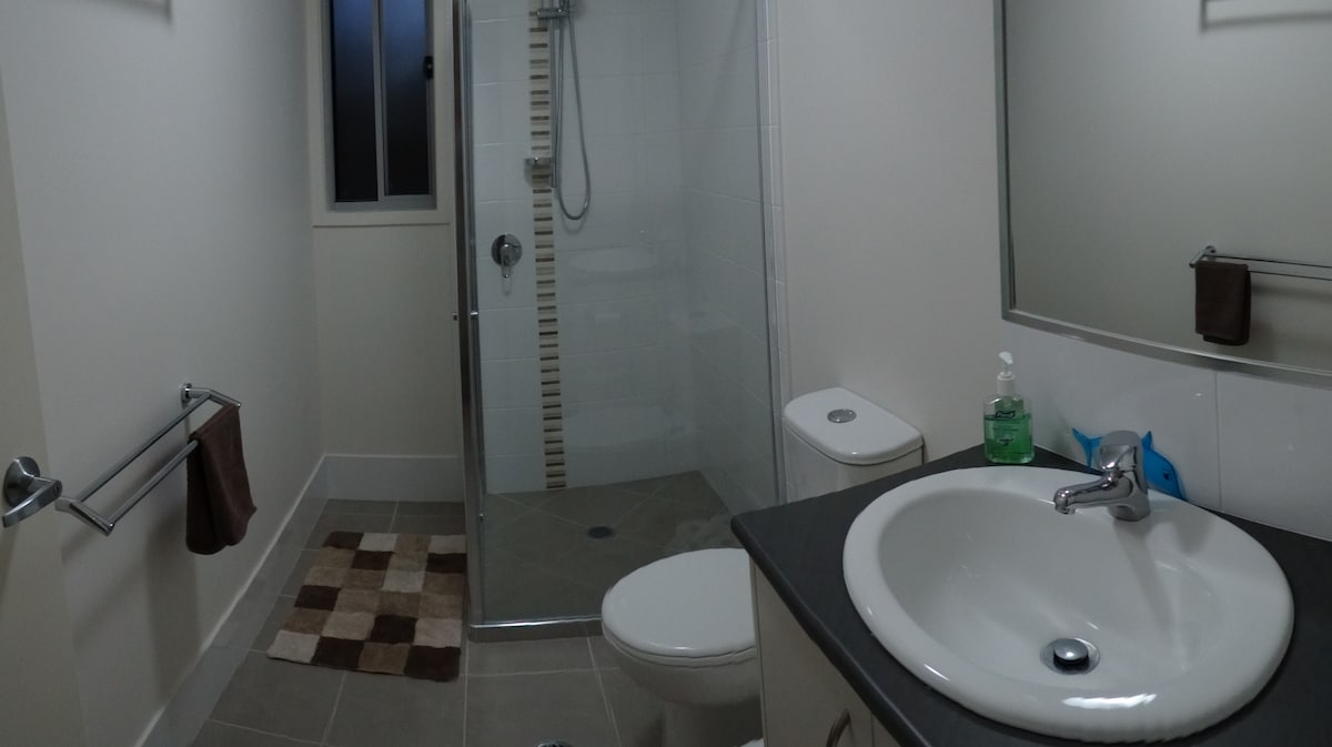 A home where a clean bathroom matters