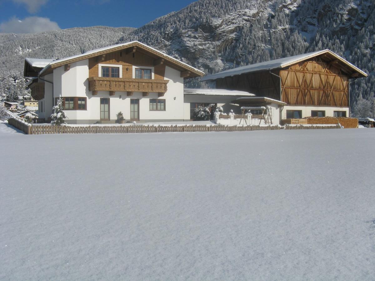 Apartment 8 persons Oetztal, Tirol