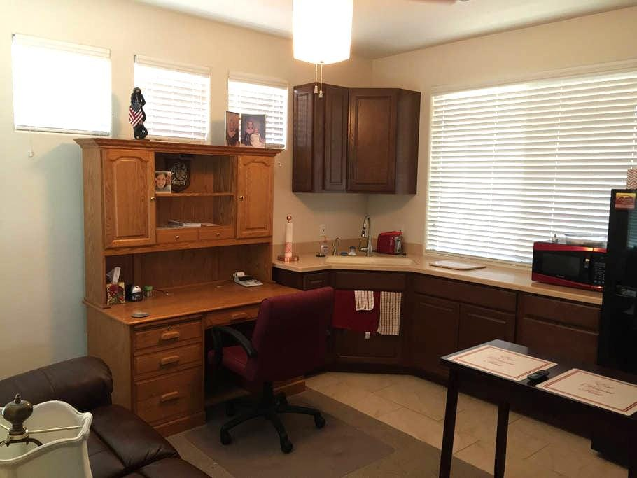 Apt with kitchenette - Queen Creek
