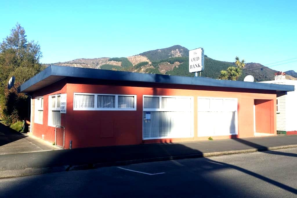 The Old Bank, Murchison - Murchison - Apartament