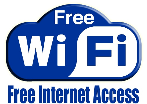 FREE WIFI in ALL AREA