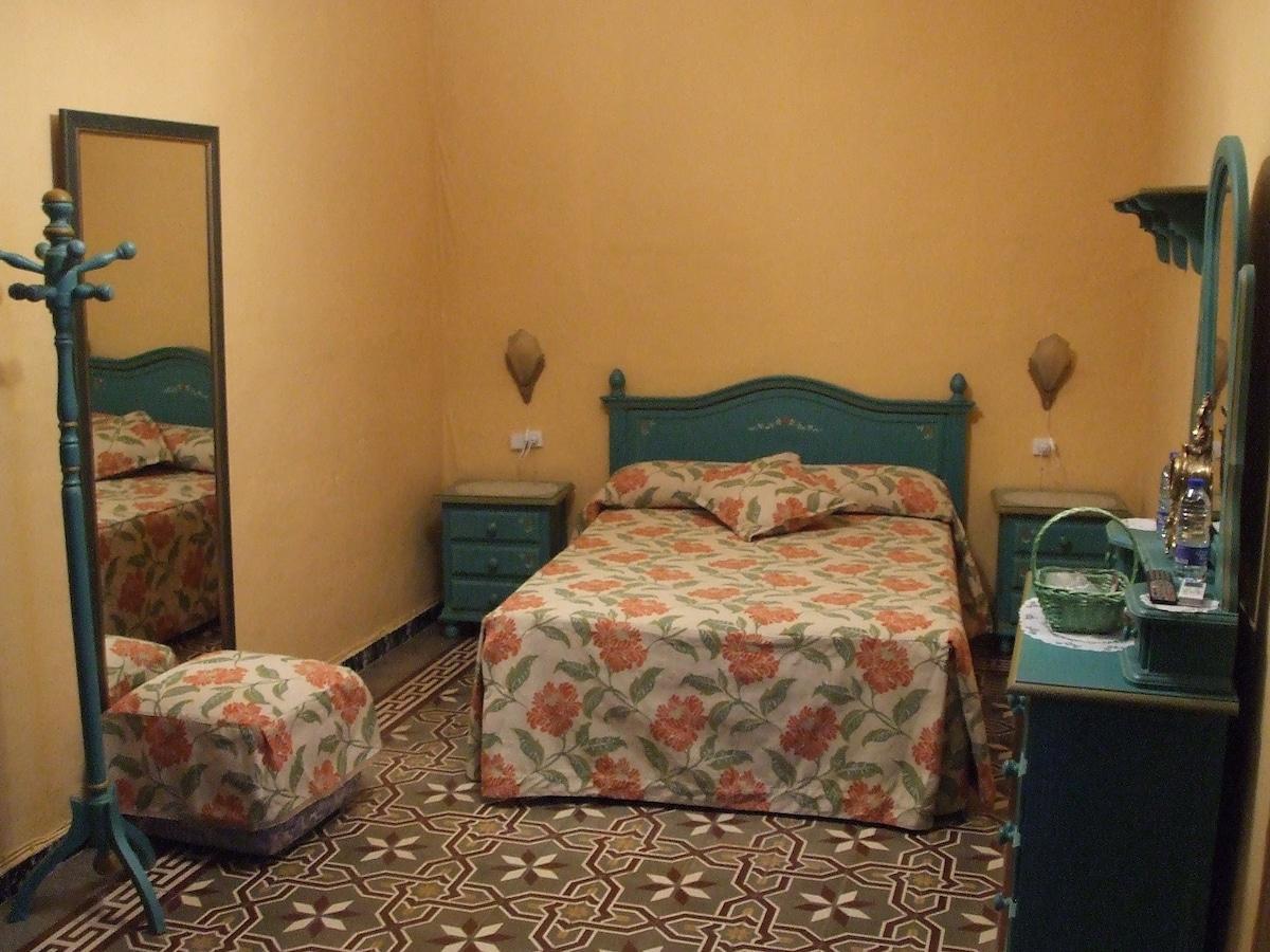 Habitación para 2 o 3 personas