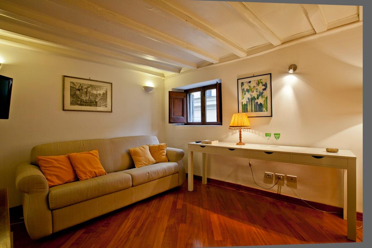 Beautiful Studio Castel Sant'Angelo