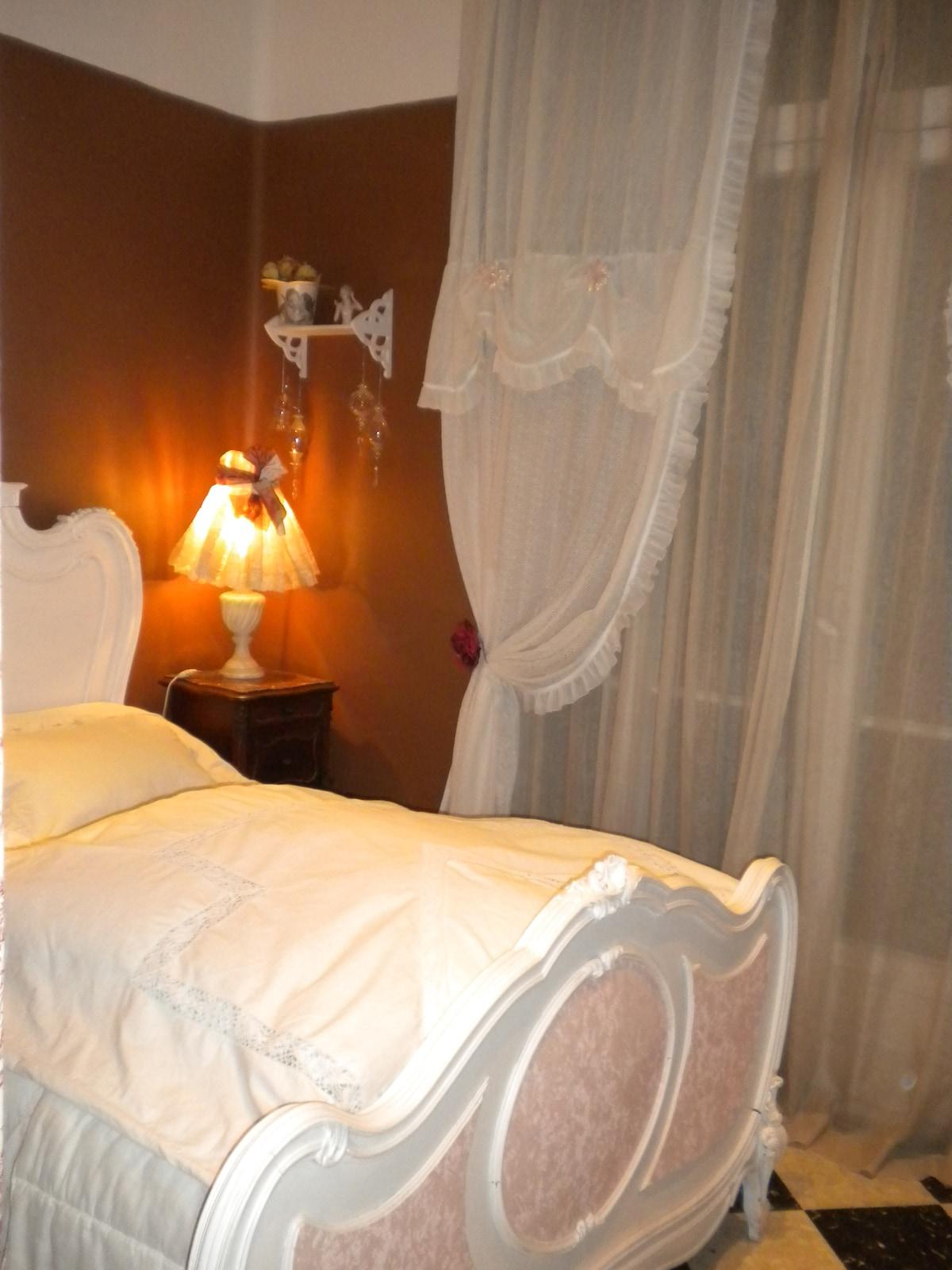 « Chambre romantique »