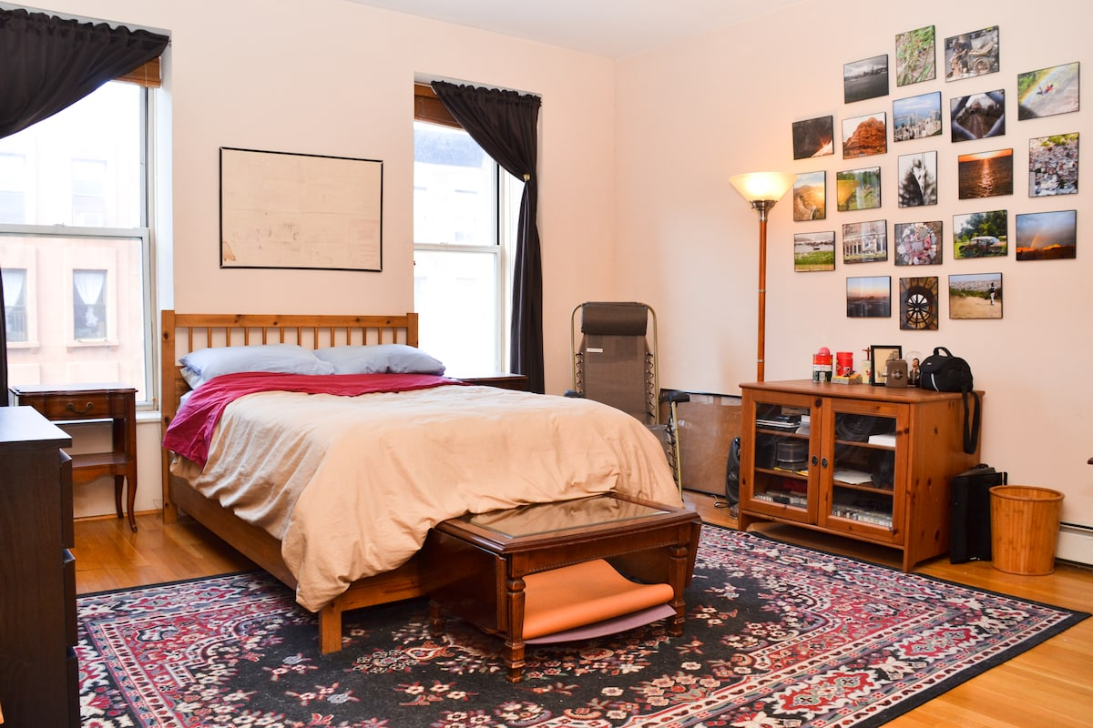 Big Room in HUGE Park Slope Apt!