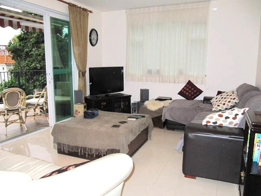 1 double room with en suite in a family apartment - Sai Kung - Apartmen