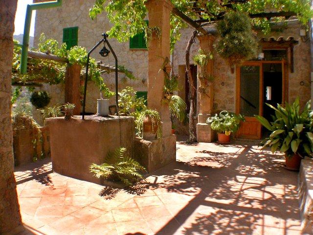 Hermosa casa en Deià