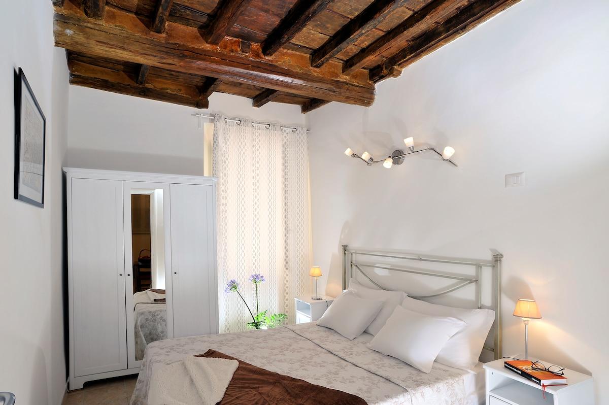 Charming apartment in Trastevere