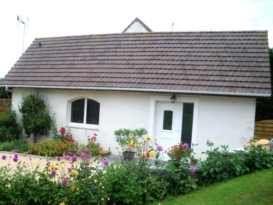 La P'tite Maison - Conteville-lès-Boulogne - Casa