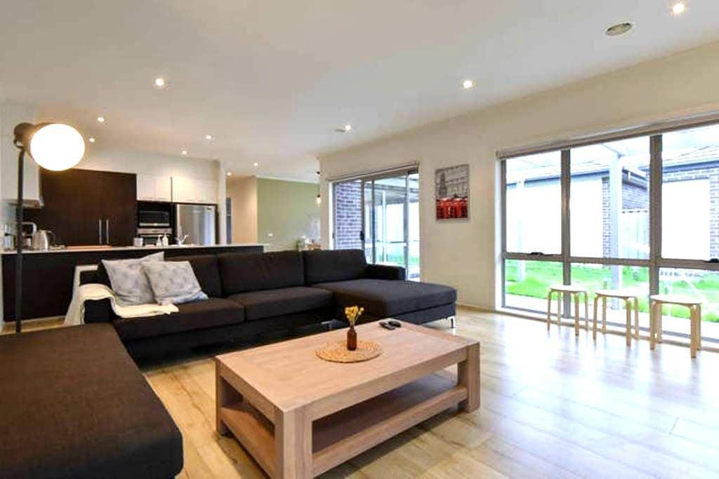 Modern Luxury House2- Close to City - Melbourne - Casa