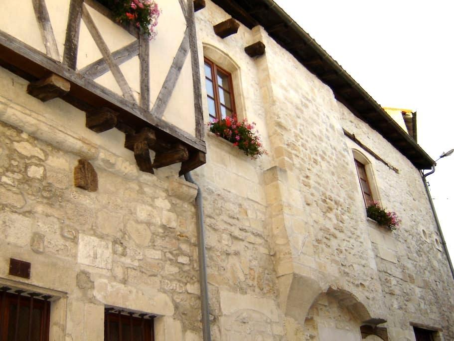 Gîte du Canton des Forges - Saint-Jean-d'Angély - Huoneisto