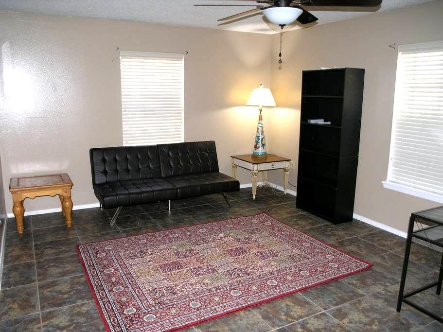 Condo, 1 bedroom, ground floor, Unit 108 - Baton Rouge