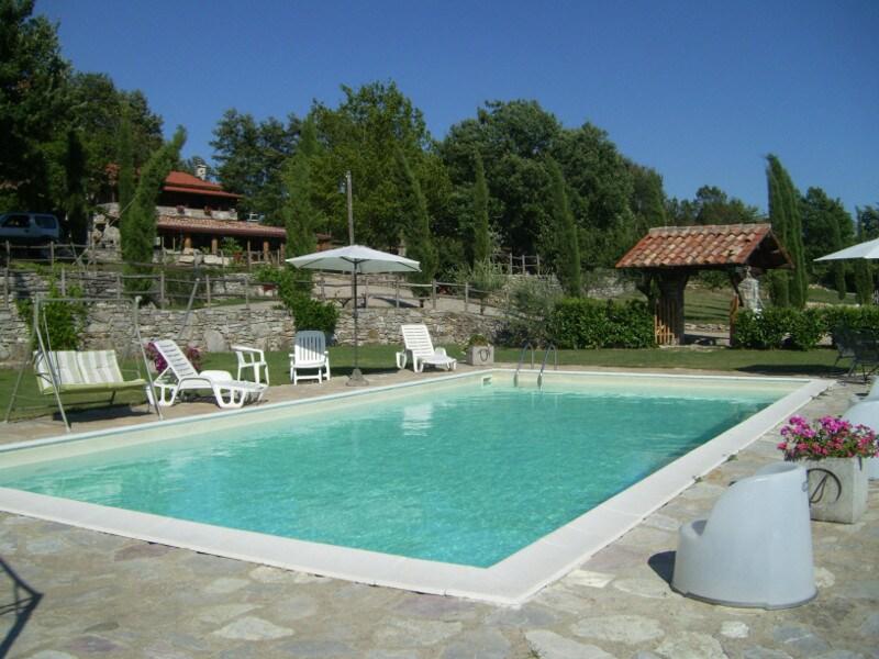 La Contea Degli Angeli agriturismo with swimming pool